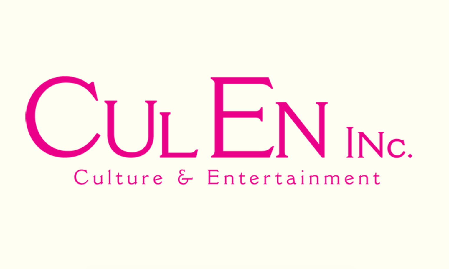 株式会社CULENのHPキャプチャ画像