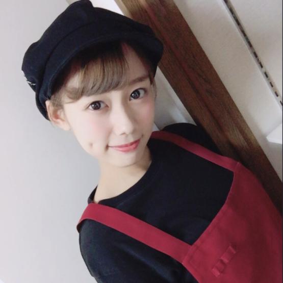 松山莉奈のアルバイト、カフェ