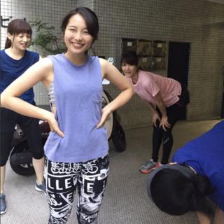 住吉沙知子のヨガ写真