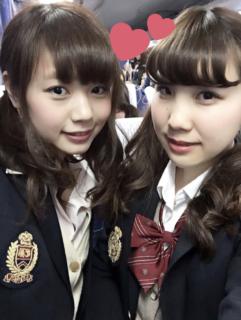 杉浦みずきの高校制服