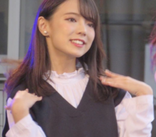 ミス立命館No.5橋本麻由のダンス画像