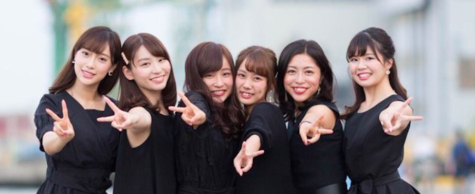 関西大学ミスコン画像